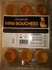 Mini bouchées artisanales - Product