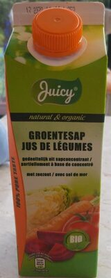 Jus  de légumes - Product - fr