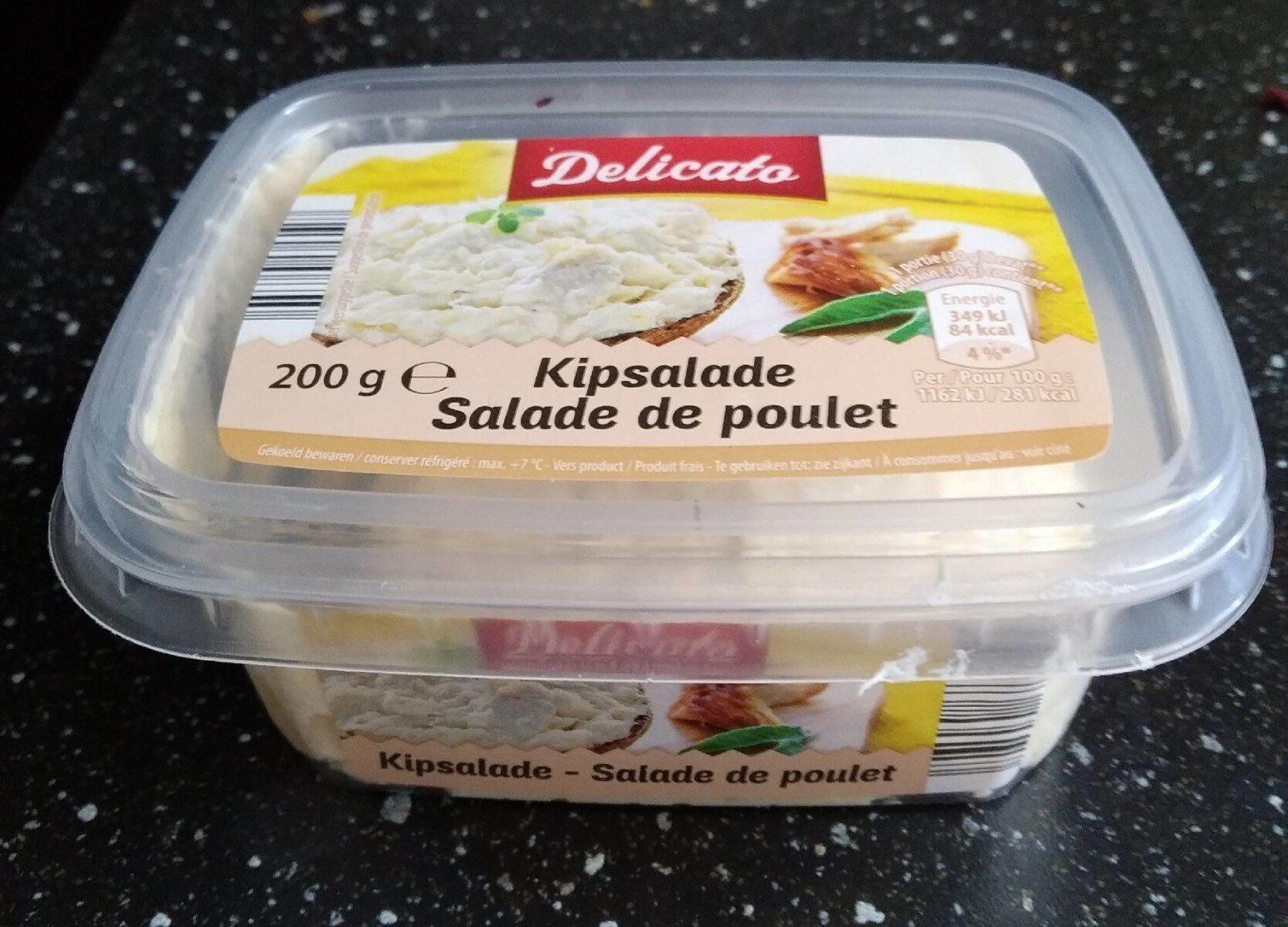 Kipsalade Salade de Poulet - Product