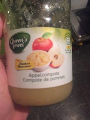 Compote De Pommes - Produit - fr