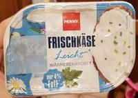 Frischkäse Leicht - Produkt