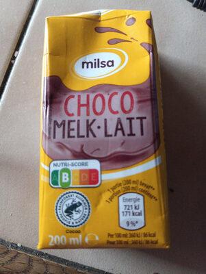 Choco melk - lait - Product - nl