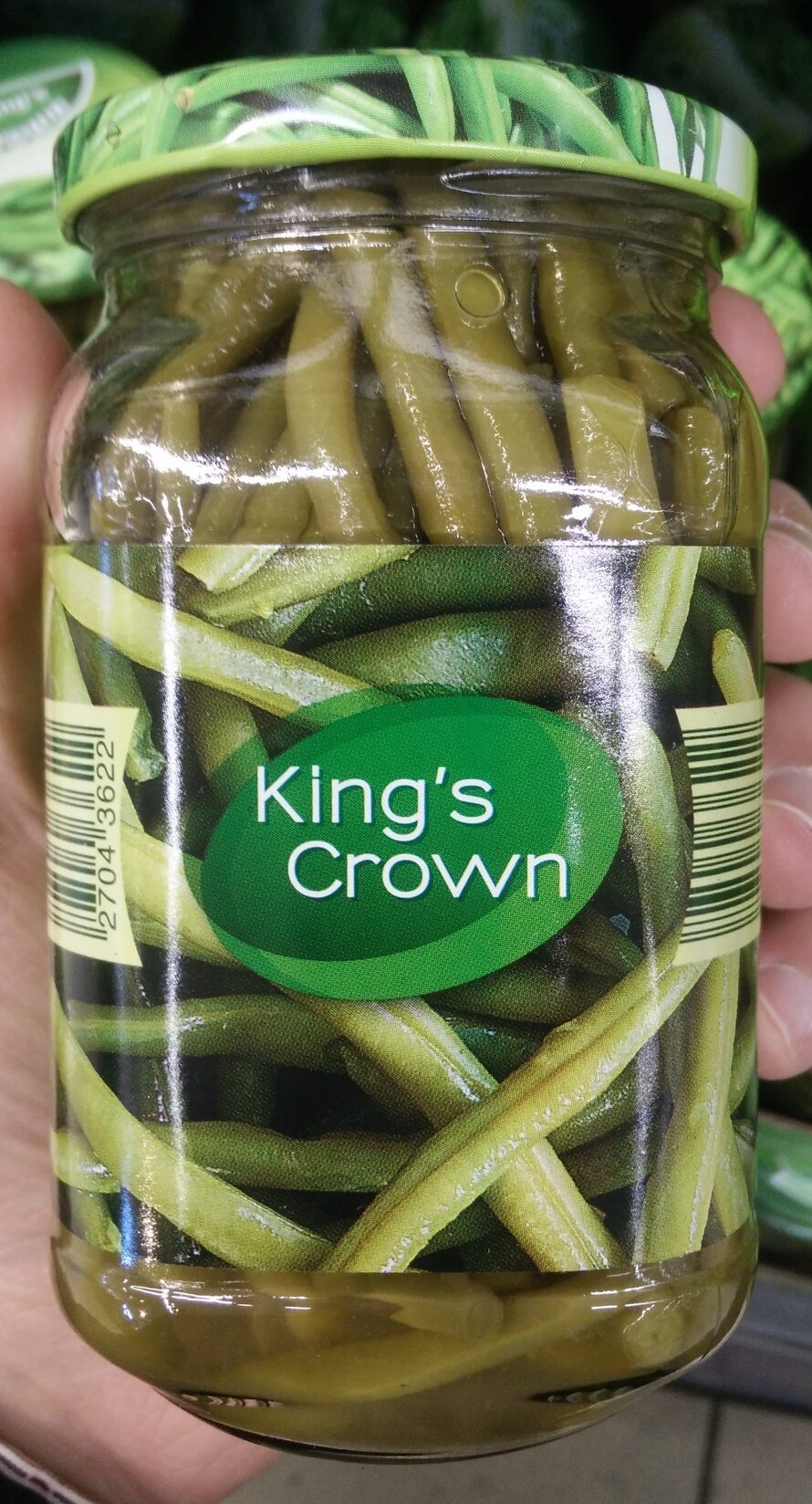 Haricot vert - Product