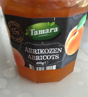 Confiture Abricots - Product