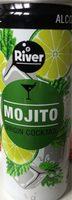 Mojito virgin cocktail - Product - fr