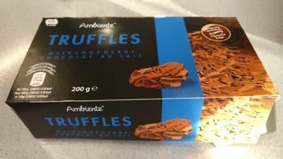 Truffles (Truffes au chocolat) - Product
