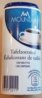 Édulcorant de table - Produit - fr