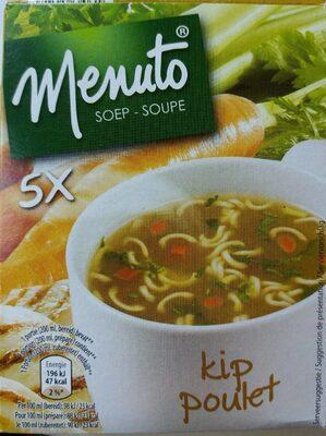 Soupe poulet - Product