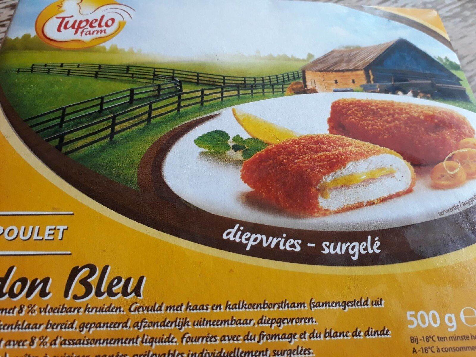 Cordon bleu de poulet - Product