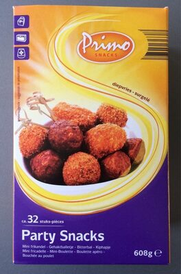 Primo Party Snacks - Product