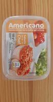 Americano - Produit