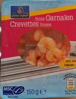 Crevettes roses - Product - fr