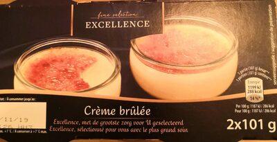Crème brûlée - Product