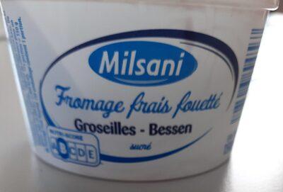 Fromage frais fouetté - Product - fr