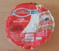 Pizza bolognaise - Produit - fr