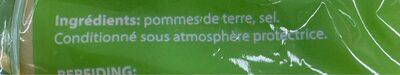 Les Grenailles - Ingrediënten - fr