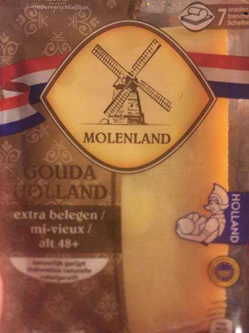 Gouda Mi-vieux - Product - fr