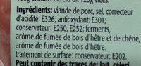 Filet de York - Ingrédients - fr