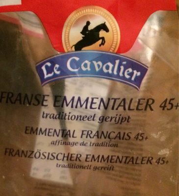 Emmental français 45+ - Product - fr