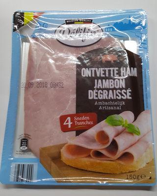 Jambon dégraissé - Product