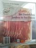 Jambon de San Daniele - Produit