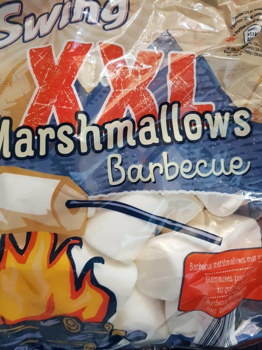 XXL Marshmallows Barbecue - Produit - fr