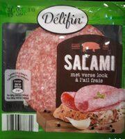 Salami a l'ail frais - Product - nl