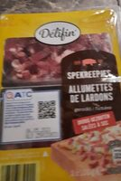 Spekreepjes/Allumettes de lardons - Produit - fr