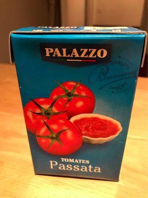 Tomates Passata - Produit