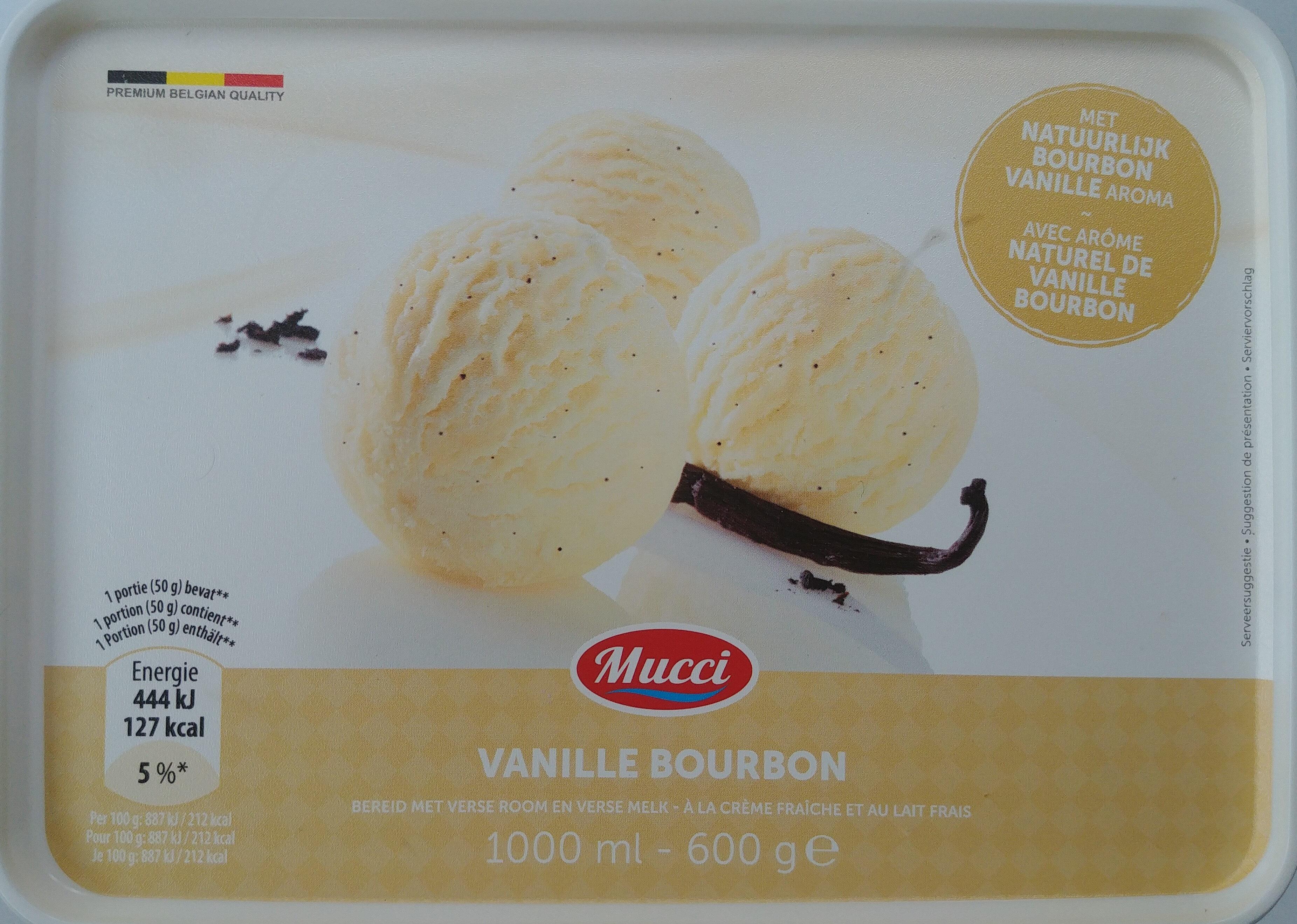 Crème glacée à la vanille - Product - nl