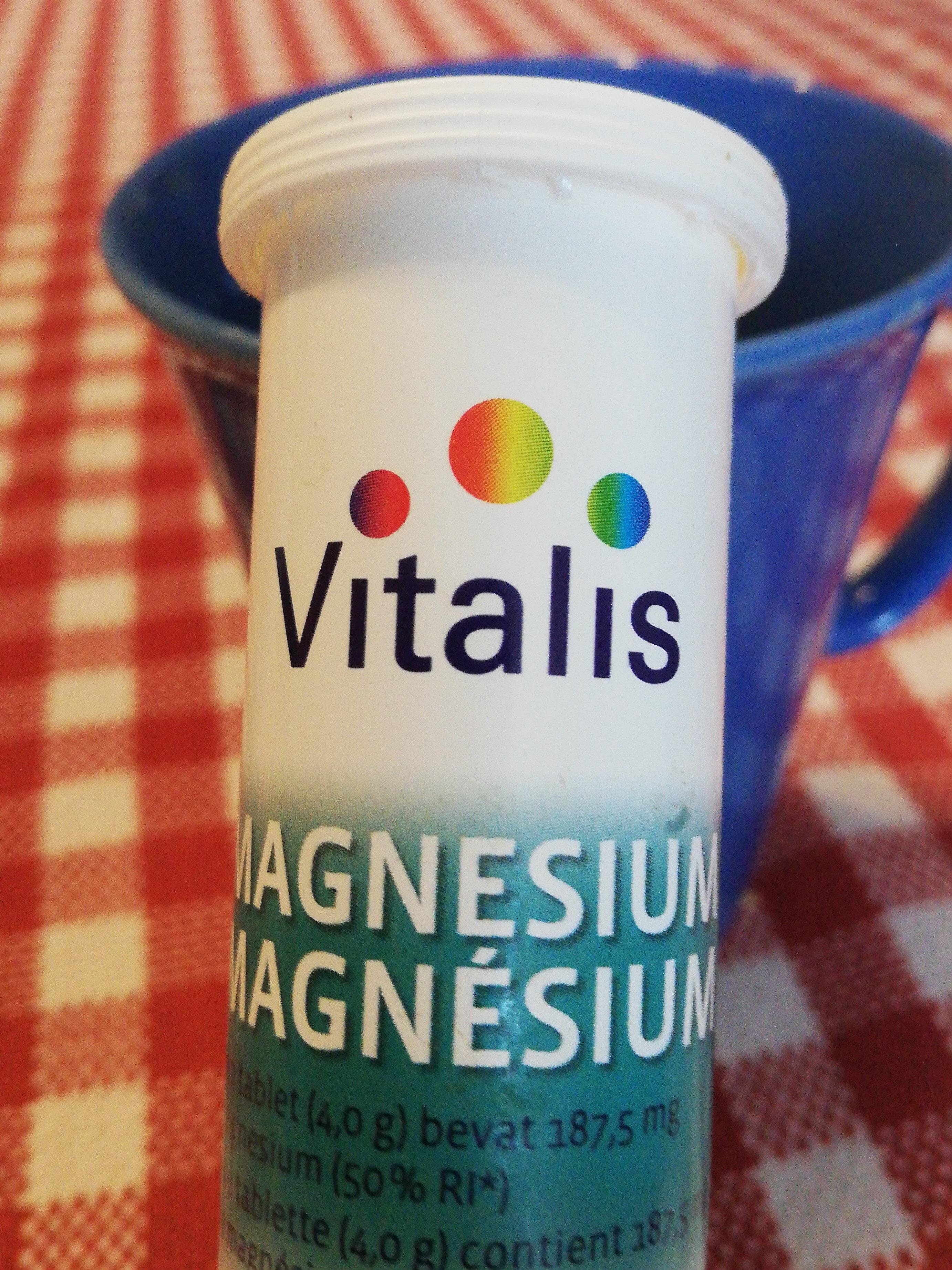 Pastilles magnésium - Product