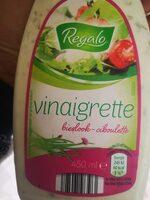 Vinaigrette ciboulette - Product - fr
