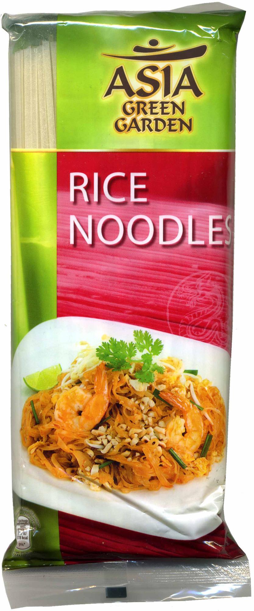 Rice noodles - Produit - es