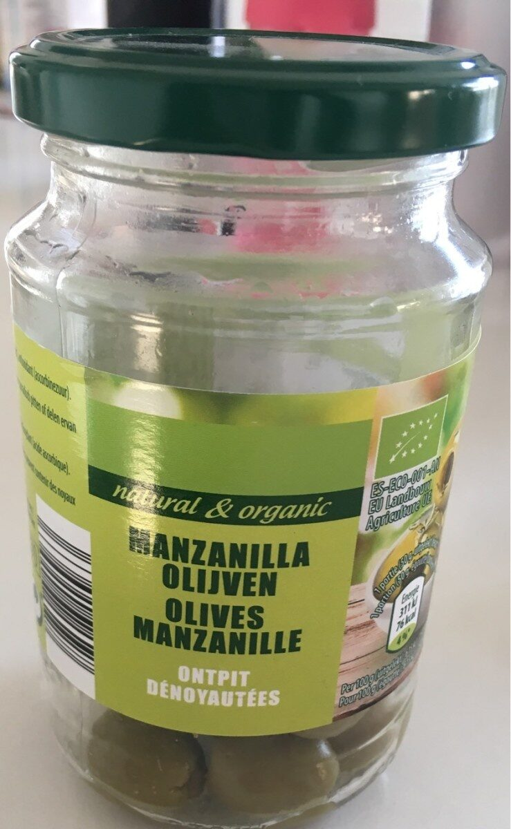 Olives Manzanille - Product - fr