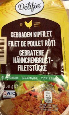 Gebratene Hähnchenbrustfiletstücke - Produit - fr