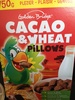 Cacao & Wheat Pillows - Product