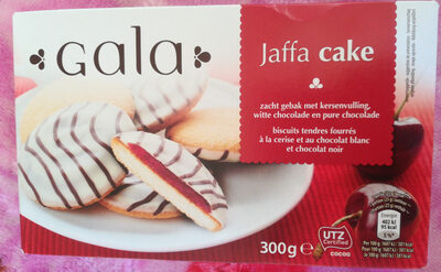 Jaffa cake - Product - fr