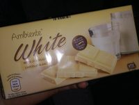 Chocolat blanc riz soufflé - Product - fr