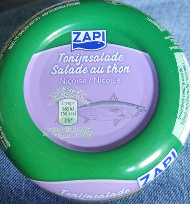 Salade de thon à l américaine - Produit