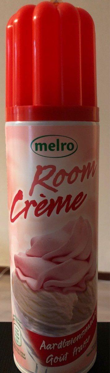 Room creme - Produit