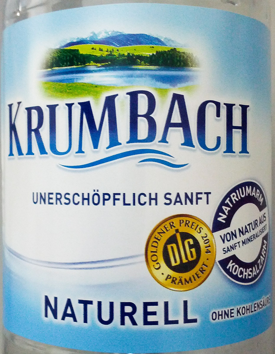 Krumbach Naturell - Product