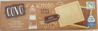 Schoko Keks Weiße Schokolade - Produkt - de