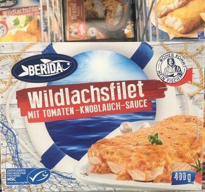 Wildlachsfilet - Produkt - de