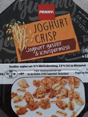 Joghurt Crisp - Product - de