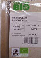 Bio Chipolata - Produit - fr