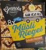 Müsli Riegel Schoko-Banane - Produit