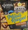 Müsli Riegel Schoko-Banane - Product