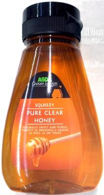 Pure Clear Honey - Product - en