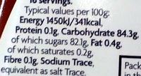 Pure Clear Honey - Nutrition facts - en