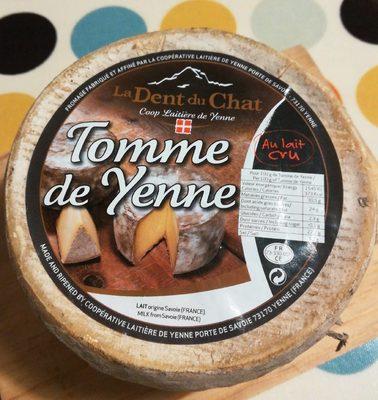 Tomme de Yenne - Product